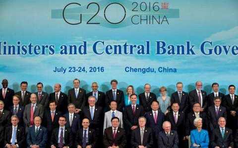Из коммюнике G20 исчезло предложение по Турции