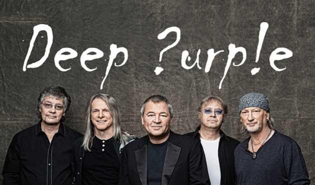 Легендарные Deep Purple выступят сегодня в Анталии