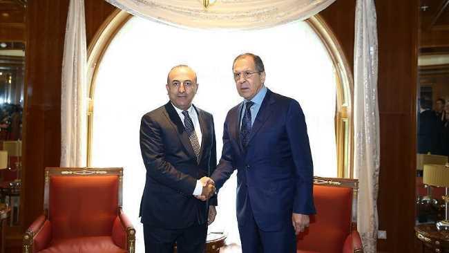 Главы МИД Турции и России встретились в Сочи