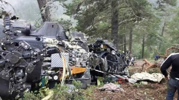 ВВС Турции подтвердили гибель 7 человек