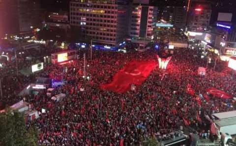 Анкара запретила проведение митингов