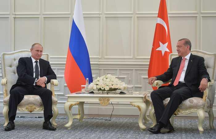 Путин и Эрдоган встретятся в начале августа