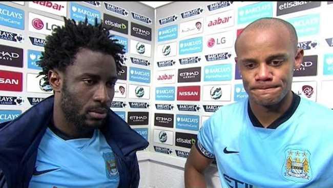 Бешикташ и Галатасарай нацелены на игроков Манчестер Сити