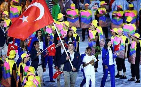 Турция на Олимпиаде в Рио
