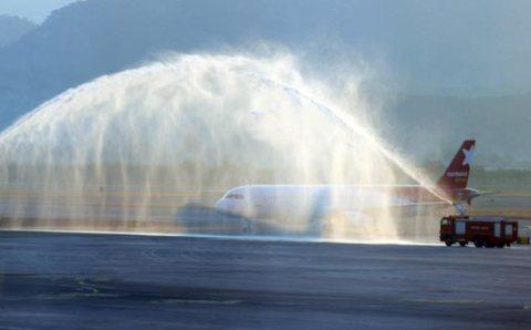 Аэропорт Даламана принял первых российских туристов