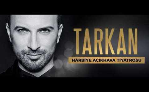 Таркан даст в Стамбуле 3 концерта
