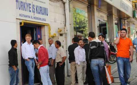 Годовая безработица в Турции осталась на высоком уровне
