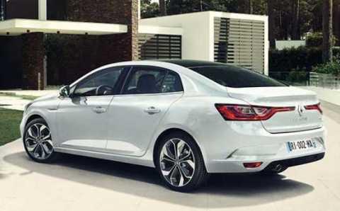 Турция начинает производство нового Renault Megane