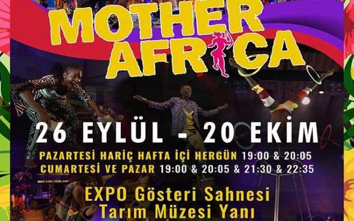 «Mother Africa»: первый африканский цирк