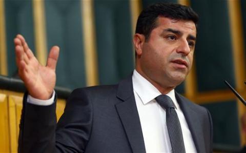 Посла ФРГ не пустили на суд Демирташа