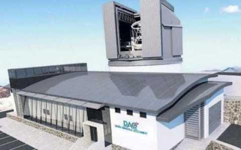 Турция создает самый мощный телескоп в Европе