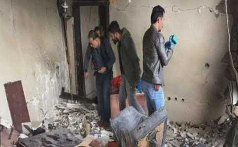 Главу района Дерик обстреляли из гранатомета