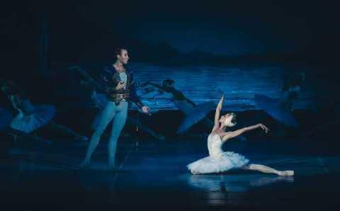 Стамбул в ожидании Академического театра классического балета