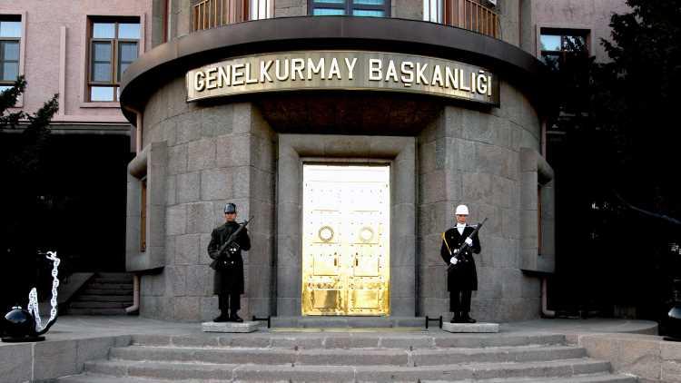 Генштаб: первый турецкий военный погиб в Сирии