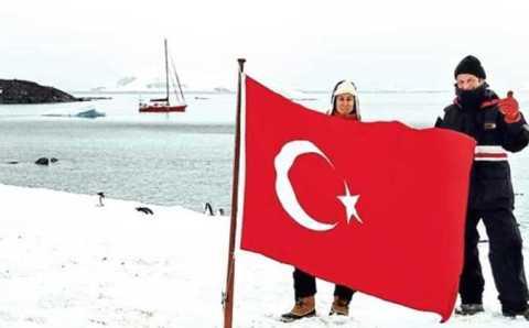 Турция присоединится к украинской экспедиции в Антарктиде