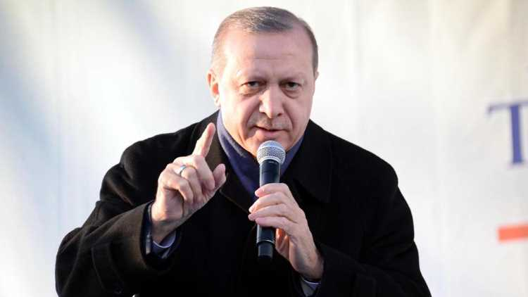 Эрдоган обвинил ЕС в объявлении религиозной войны