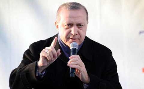 Эрдоган: «Мы вынуждены принять новые меры»