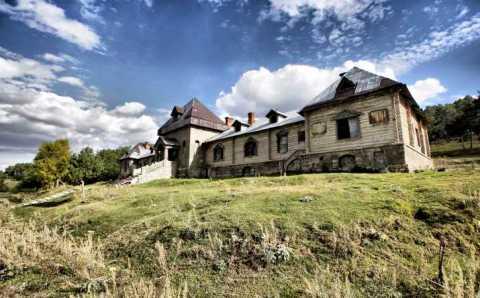 Царское поместье Николая II станет отелем