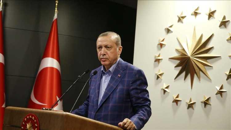 Эрдоган: Еще 5 классов пойдут в школу