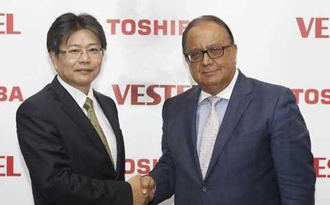 Vestel собирается выкупить часть компании Toshiba