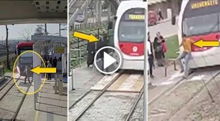 Видео трамвая из Самсуна набирает популярность