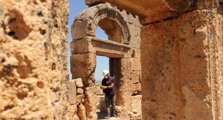 Уникальный храм Митры обнаружен на востоке Турции