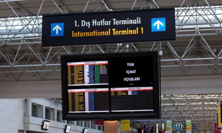 Турция отсрочила обязательные тесты для прилетающих