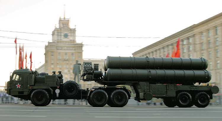 Рособоронэкспорт: «Контракт по С-400 подписан»