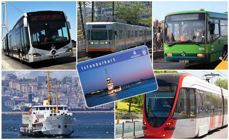 Молодежь Стамбула сможет пользоваться транспортом