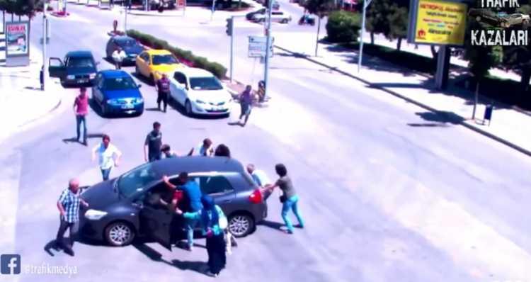 Видео ДТП из Турции бьет рекорды просмотров