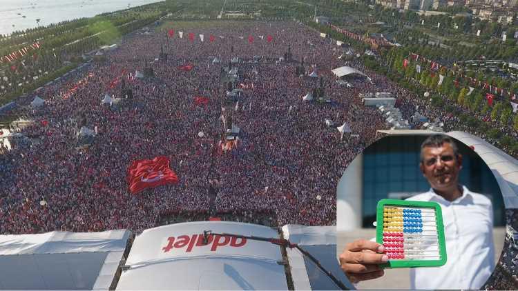 Депутаты СНР отправили губернатору Стамбула счеты