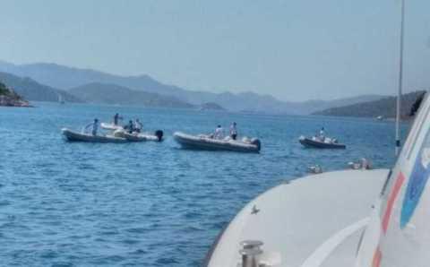 Крушение катера в Мармарисе: мать и двое детей погибли