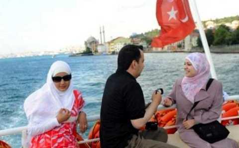 Откуда приезжают туристы в Турцию в 2021 году?