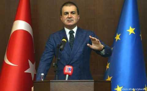 Министр по делам ЕС: «Франция поддерживает террористов»