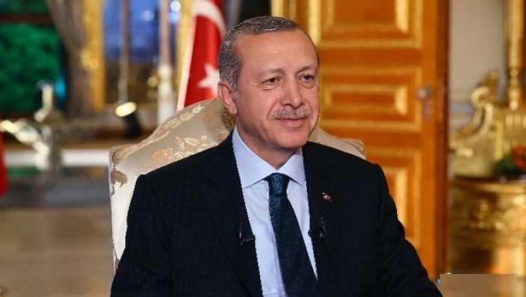 Эрдоган поздравил жителей Турции с Новрузом