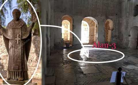 Археологи обнаружили возможную могилу св.Николая
