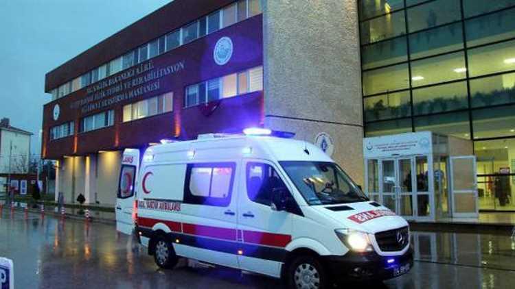 40 человек отравились, находясь в больнице