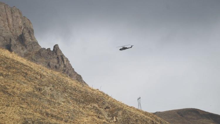 8 военнослужащих погибли на юго-востоке Турции