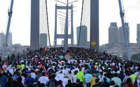 Стартовал 39-й Стамбульский марафон