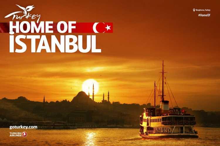 Стамбул и Анталия в 30-ке самых посещаемых городов мира