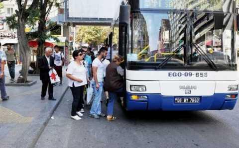 МВД сняло ограничения для общественного транспорта