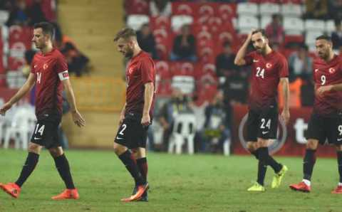 Турция обыграла Азербайджан в Алании