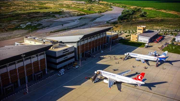 Аэропорт Батмана признан самым смешным