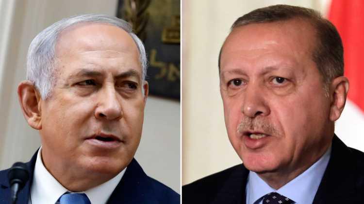 Эрдоган продолжает «телефонную дипломатию» против Израиля