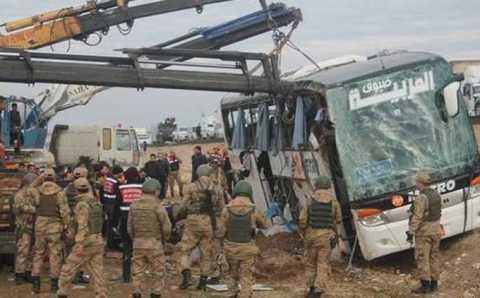 ДТП с участием автобуса: 9 погибших, 38 пострадавших