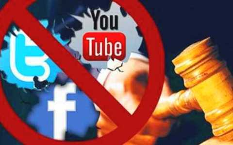 Турция оштрафовала соцсети и грозит блокировкой