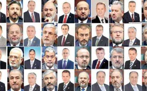 Депутаты АКР сменили имидж и отрастили бороды