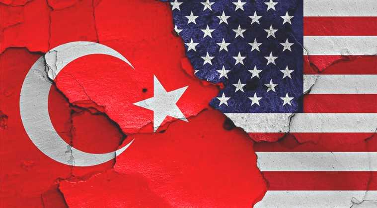 Треугольник раздора: США — Турция — С400