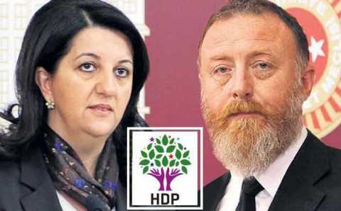 Прокурдская партия HDP избрала новых председателей
