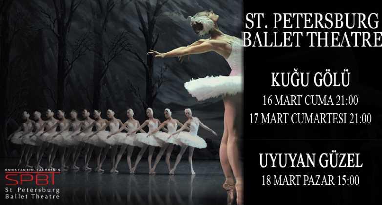 Петербургский балет на этой неделе выступит в Стамбуле